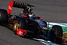 Lotus Renault: sensazioni molto positive su Heidfeld