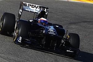 Formula 1 Ultime notizie La Williams giura sulla bontà del tempo di Jerez