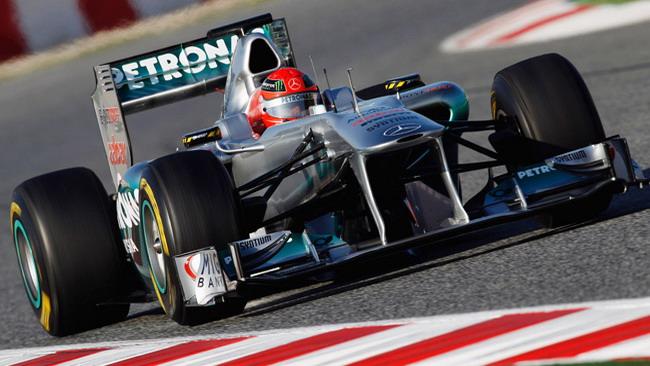Mercedes Gp: Daimler rileva le quote di Ross Brawn