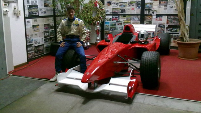 F3000 Light: CMS Racing Cars in pista a Magione