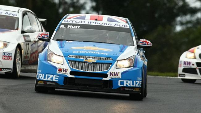 Prima fila tutta Chevrolet a Curitiba