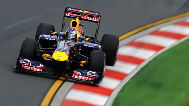 Melbourne, Libere 3: Vettel massacra tutti quanti