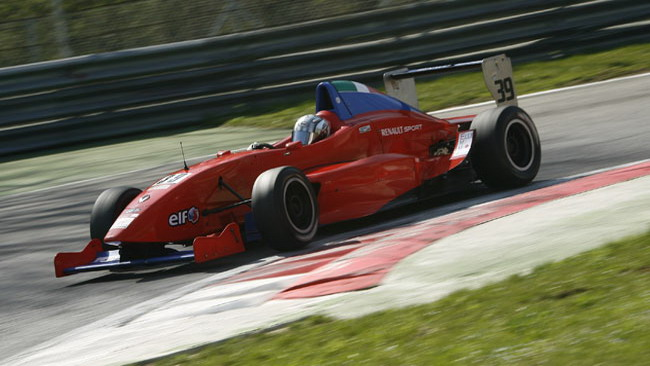 Mancinelli conquista la prima stagionale a Monza