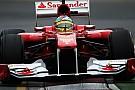 L'Australia raffredda le ambizioni della Ferrari