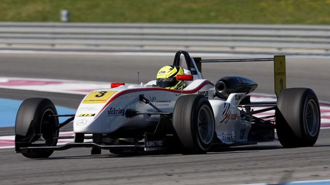 Melker trionfa in gara 1 a Le Castellet