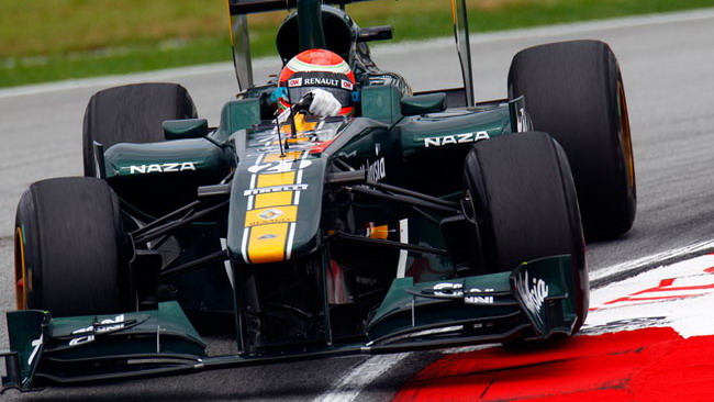 La Lotus è cresciuta nelle prestazioni a Sepang
