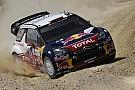 Giordania, PS7: Loeb primo leader della corsa