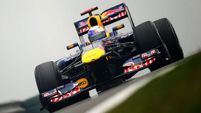 Shanghai, Libere 3: ancora Vettel davanti a tutti