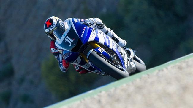 Yamaha avanti con quattro moto anche nel 2012