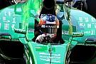 Stevens souhaite acquérir le volant Caterham de son premier GP