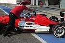 Doppietta Ghinzani nei test privati di Monza