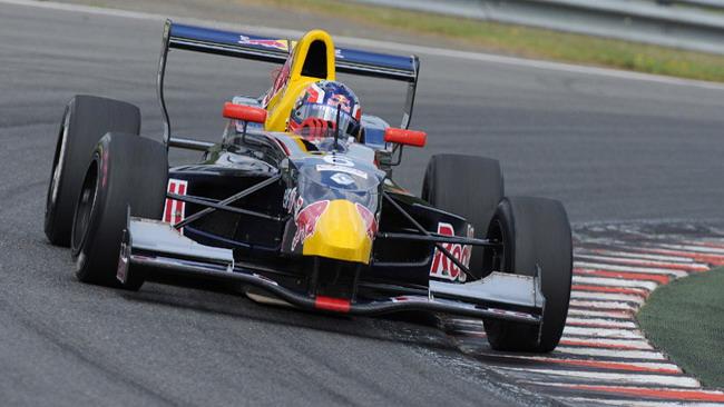 Primo centro per Kvyat in gara 2 a Spa