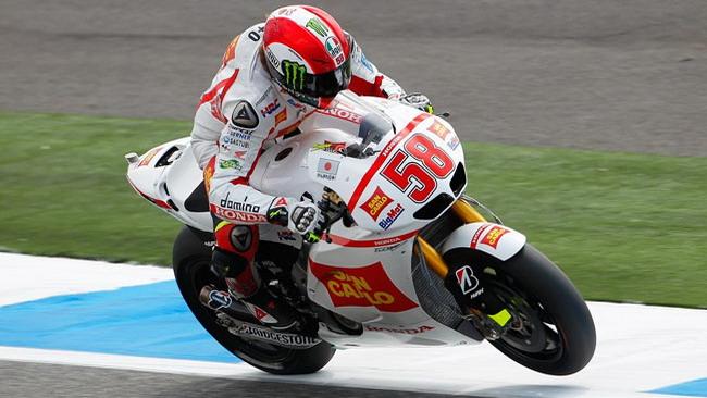 Simoncelli vuole il primo podio a Le Mans