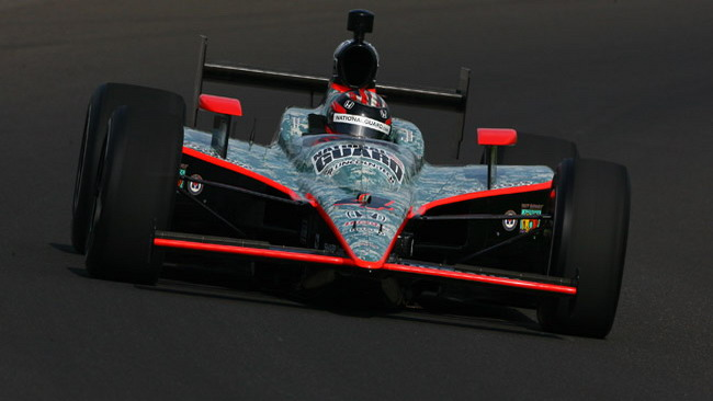 Indy 500: Hildebrand al top nei rookie test