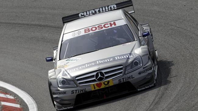 Prima fila tutta Mercedes a Zandvoort