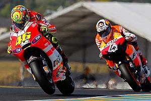 MotoGP Ultime notizie Valentino ha passato Dovi con le bandiere gialle!