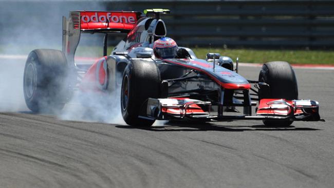 McLaren a Barcellona con tanti aggiornamenti
