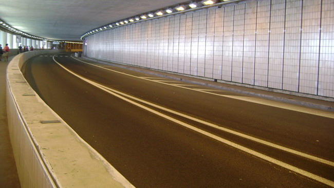 Monaco: in arrivo il divieto per l'ala mobile nel tunnel