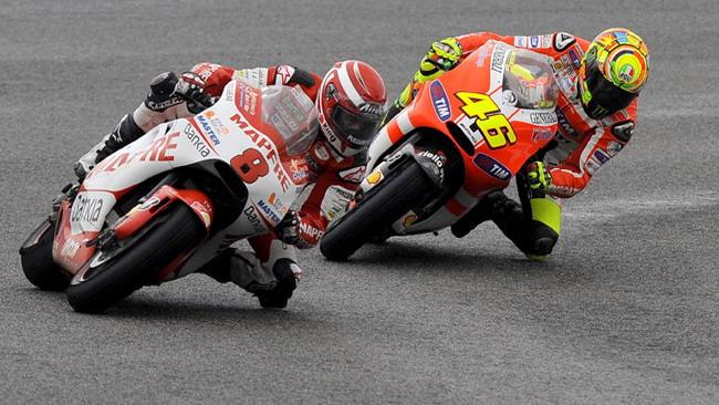 Il team Aspar vuole due Ducati nel 2012