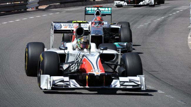 La FIA ammette le HRT alla gara di domani