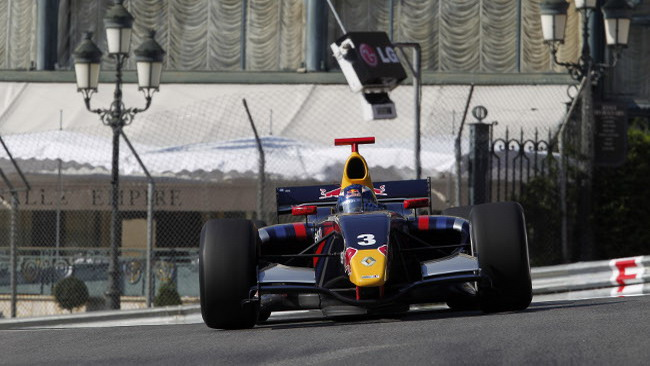 Daniel Ricciardo Re di Monaco