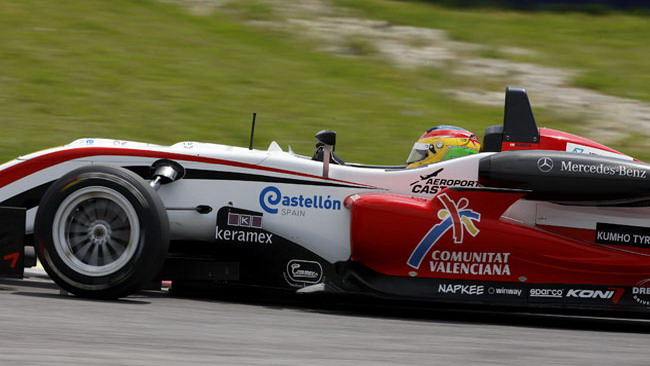 Merhi batte Juncadella in gara 1 al Red Bull Ring