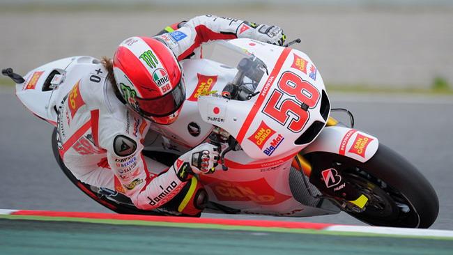 Simoncelli insegue ancora il primo podio in MotoGp