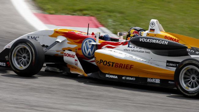 Daniel Abt il più veloce nella due giorni di test al Lausitzring