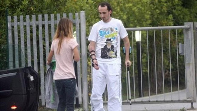 Robert Kubica potrebbe rientrare in Brasile!
