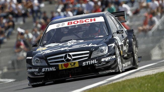 Gary Paffett rinnova il contratto con la Mercedes