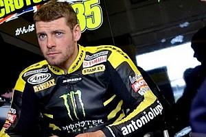 MotoGP Ultime notizie Intervento alla clavicola riuscito per Crutchlow