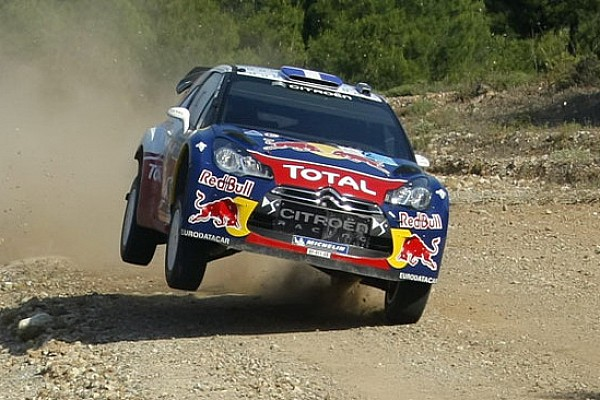 Sebastien Ogier trionfa al Rally dell'Acropoli