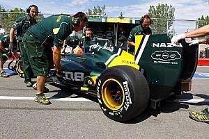 Formula 1 Ultime notizie A Valencia debuttano le Pirelli PZero white medium