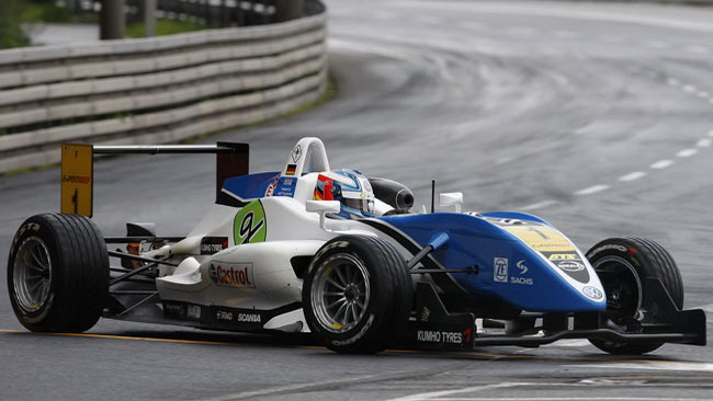 Monologo di Wittmann in gara 3 al Norisring
