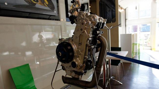 La Ioda Racing svela il suo motore per la Moto3