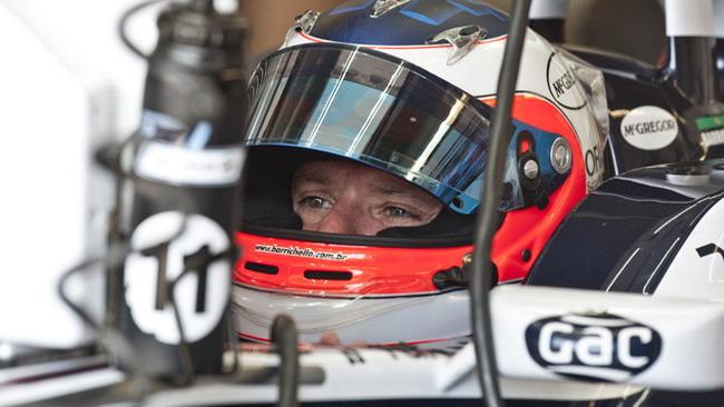 Barrichello vuole continuare con la Williams nel 2012