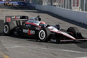 IndyCar Ultime notizie Will Power svetta nelle qualifiche di Toronto