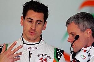 Formula 1 Ultime notizie Sutil sbatte al Nordschleife con una Gumbert Apollo