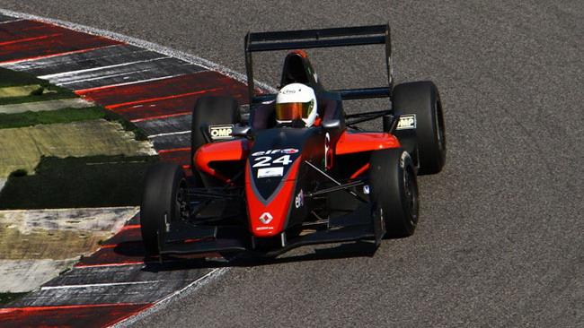 Boffo ritrova la pole position a Misano