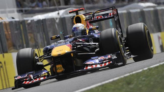 Vettel batte Hamilton per la pole in Ungheria