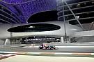 Abu Dhabi ospiterà ancora i rookie test