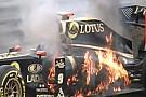 La Lotus Renault di Heidfeld è da buttare