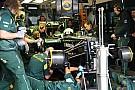 Anche il Team Lotus avrà il KERS nel 2012