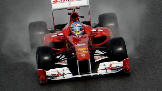 La Ferrari non manda in temperatura le gomme!