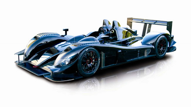 A Silverstone debutta la Zytek LMP1 ibrida