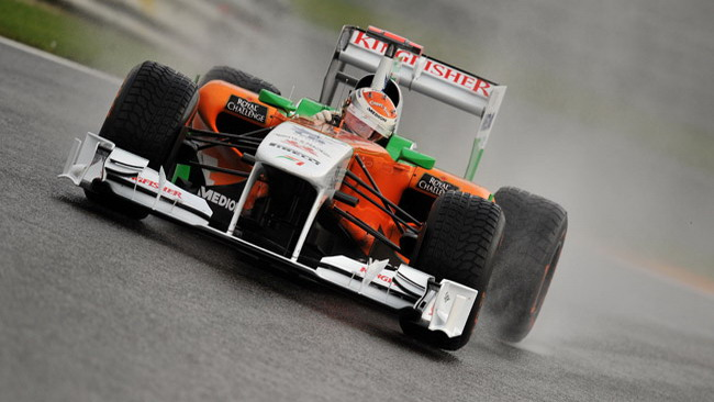 La Force India è la prima scelta di Sutil per il 2012