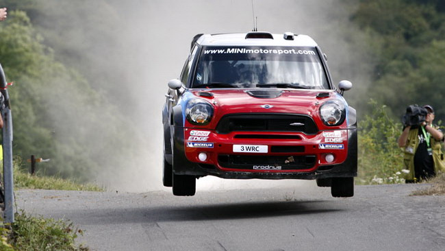 Francia, PS8: Sordo e la Mini leader a fine tappa!