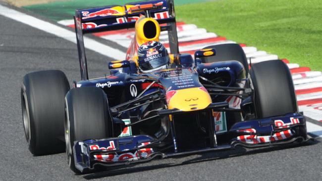 Il retroscena dell'ala nuova di Vettel