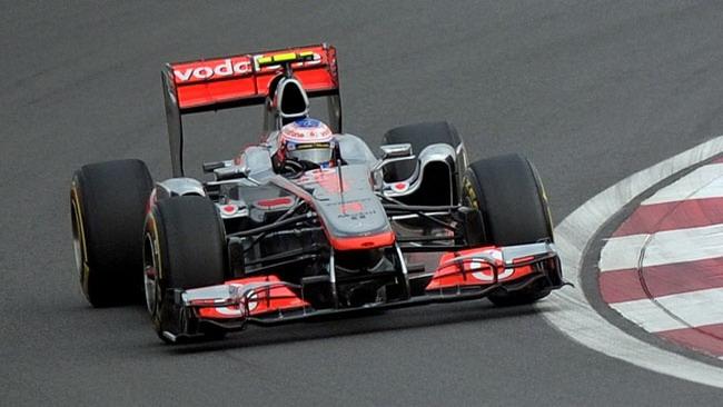 Yeongam, Libere 3: McLaren al top con Button