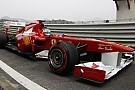 La nuova ala anteriore non convince Alonso